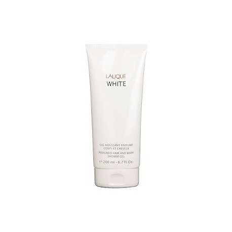 Gel Shower 200ml.Lalique White Hair & Body