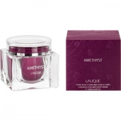 Body Cream Amethyst Jar 200ml.